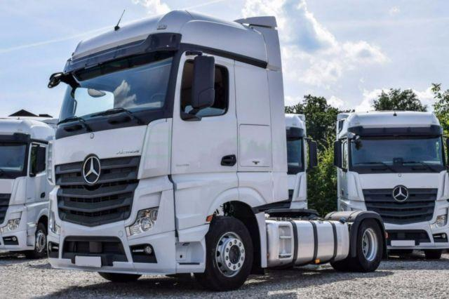 Mercedes-Benz TRACTOR-UNIT ACTROS 1845 BIGSPACE E6 NEW 0 KM!
