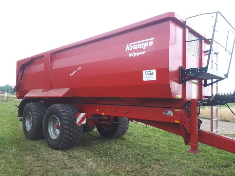 Krampe Big Body 700