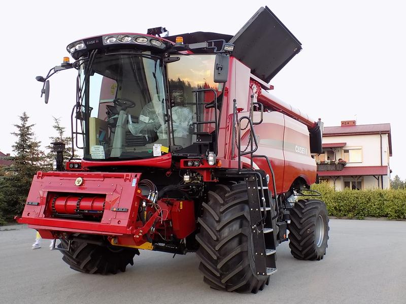 Case IH AXIAL FLOW 5140 - BRAND NEW !!