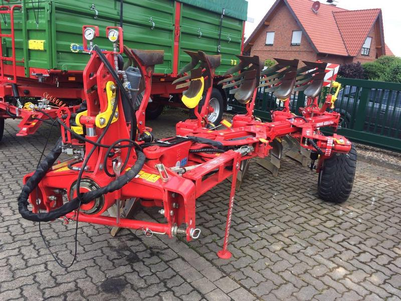 Pöttinger Servo 45 S N Plus