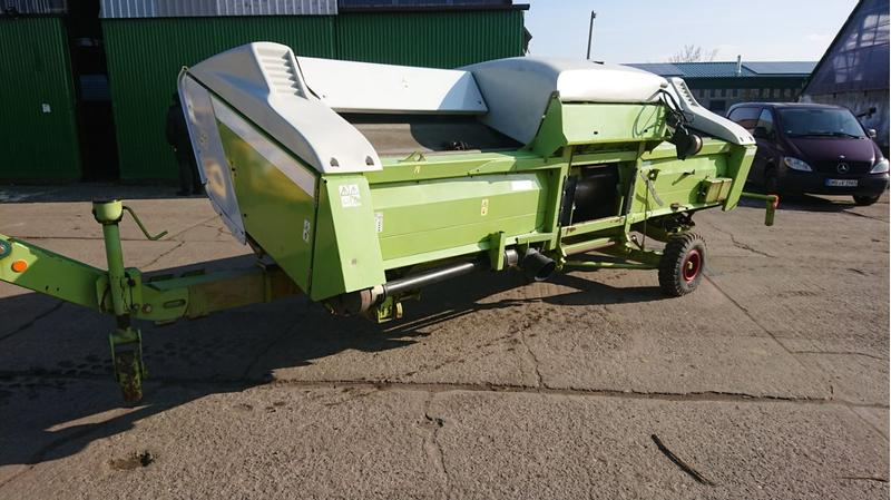 Claas Direct Disc 520 Typ 492