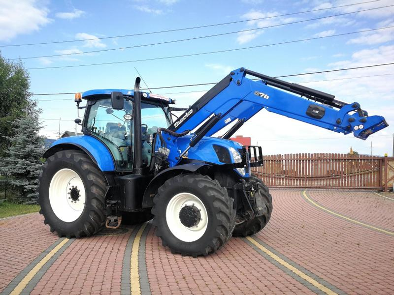 New Holland T7.235 PC