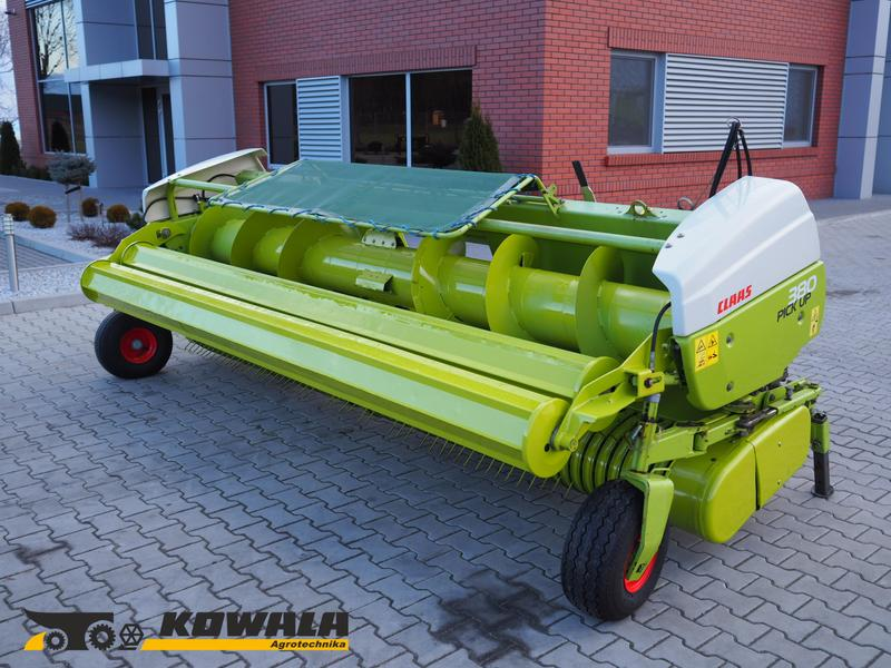 Claas PICK UP 380 HD PRO