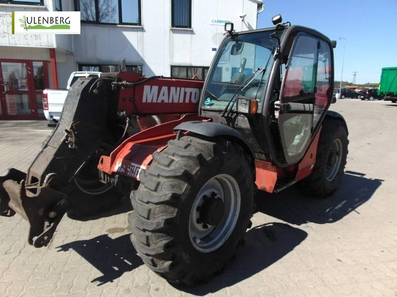 Manitou MLT 735 120 LSU Turbo
