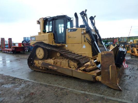 Caterpillar CAT D6T XW