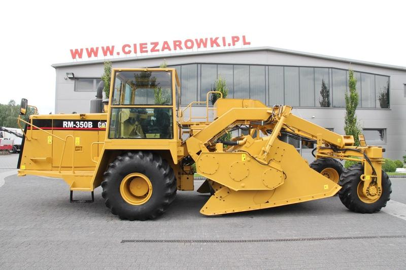 CAT ROAD RECLAIMER 21.5 T CAT RM350B
