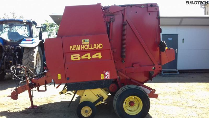 New Holland 644 Cropcutter