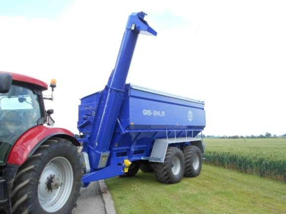 Used GS24.5 Chaser Bin