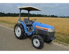 Iseki SIAL 243 4WD 27 PK forse minitractor