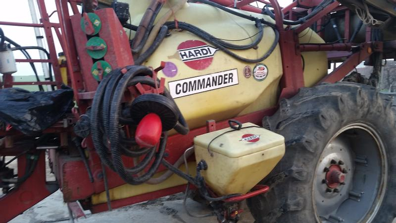 Hardi cmmander twin force