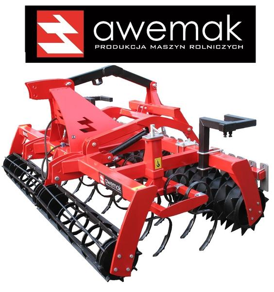 Awemak Cultivation and seeding 2.7 m HIGHEST QUALITY!!!