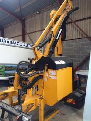 inne T406251A - 2011 McConnel PA7700T Hedgecutter