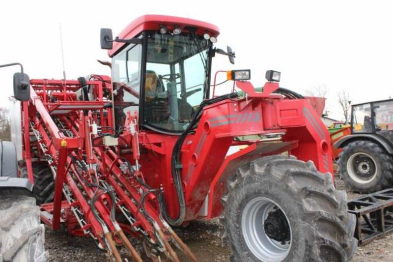 TWO-ROW HARVESTER SATOR SUPERFAST 300 MTH NEW!