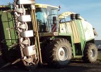 Tylko na zewnątrz używane maszyny rolnicze - traktorpool.pl TS83