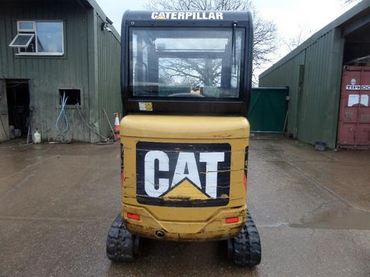 Caterpillar CAT 301.8C MINI DIGGER