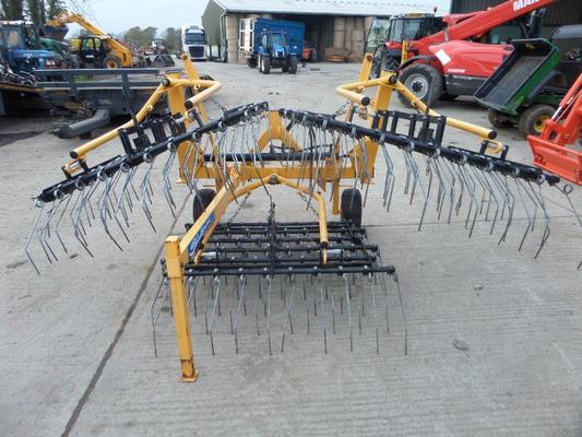 Other SHELBOURNE PARMITER 4.5 METRE GRASS HARROWS
