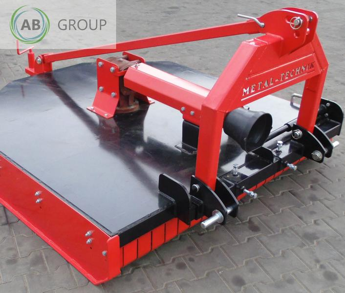 Metal-Technik Mulcher 1.6 /Shredder/Déchiqueteuse