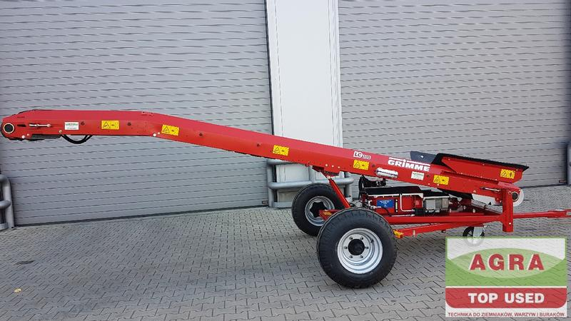 Grimme LC 705 band