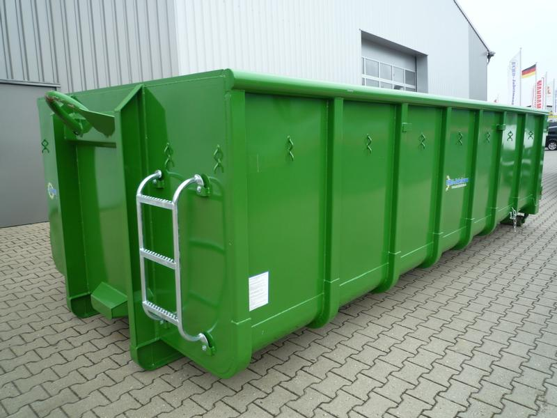 EURO-Jabelmann Container STE 6250/1400, 21 m³,  Abrollcontainer, Hakenliftcontainer, L/H 6250/1400 mm, NEU