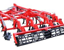 AWEMAK MATADOR M 48 - Universal semi-mounted hydraulic cultivator with transport KIT! Spring protection!