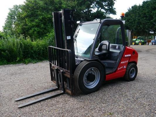 Manitou  MSI30T Evolution Forklift