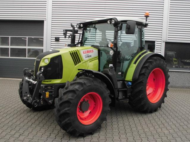 Claas Arion 420 CIS tractor