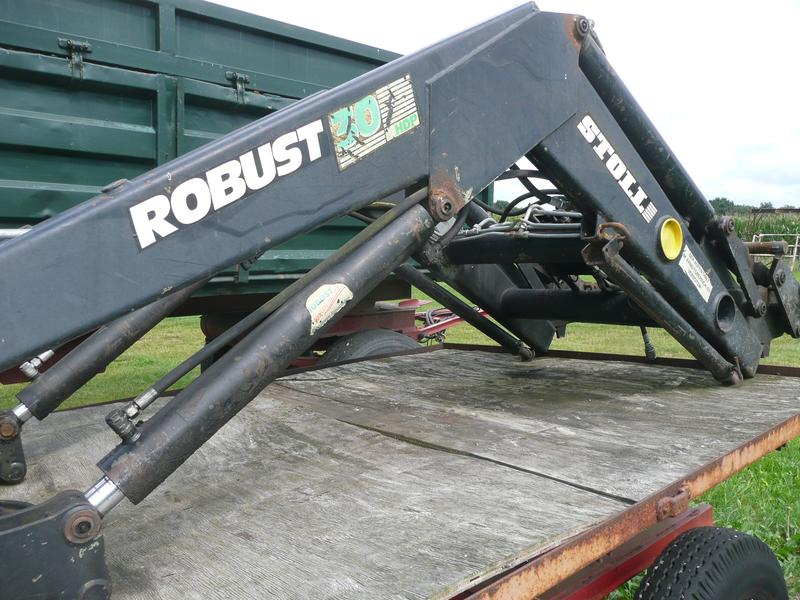 Stoll Robust 30 HDP zum Case MX100-150