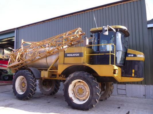 Used Rogator RG618 24M Self-Propelled Sprayer