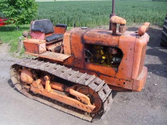Other Used Track Marshall 55 Crawler