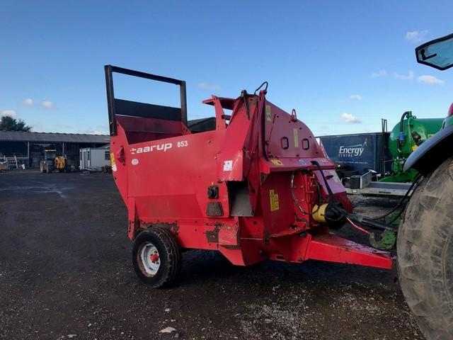 Taarup KV 853 Straw Chopper