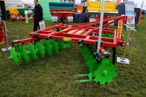 Grass-Rol Brona talerzowa V/X 2.7; Disc harrow; Scheibenegge grape cu discuri