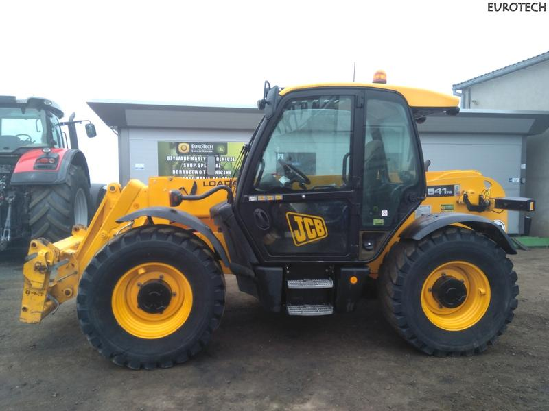 JCB 541-70 Agri plus