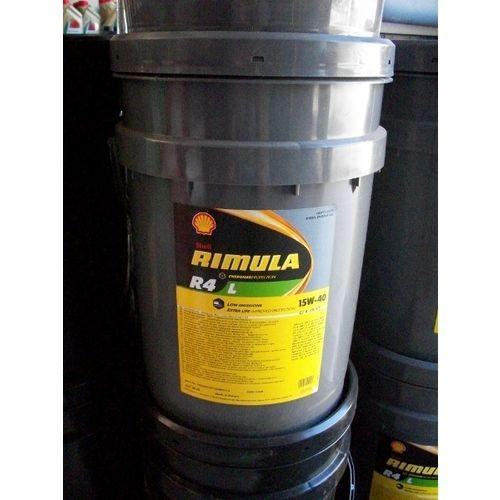 TOP-AGRO Shell RIMULA R4 L 15W-40, 20L Verpackung