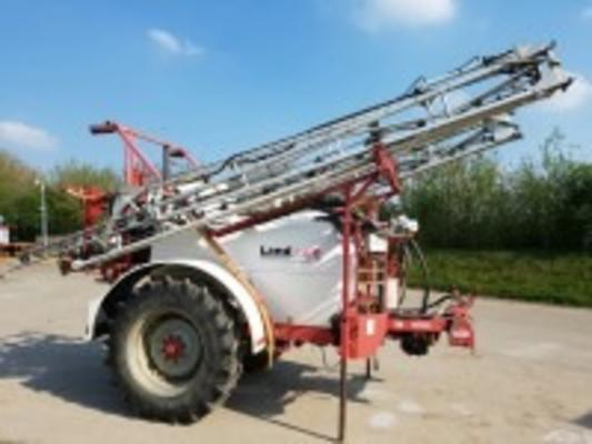 MISC-AG Landquip 24m Trailed Tracking Sprayer