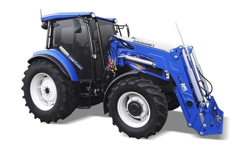 Front Loader Frontlader Voorlader Chargeur New Holland T4 T5 T6 TD5060 T5030 TL TS T6070 Power