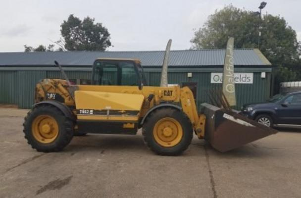 Caterpillar 1998  TH62 TELESCOPIC FORKLIFT