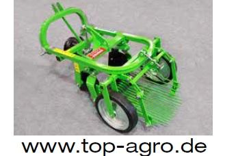 TOP-AGRO Kartoffelroder MINI