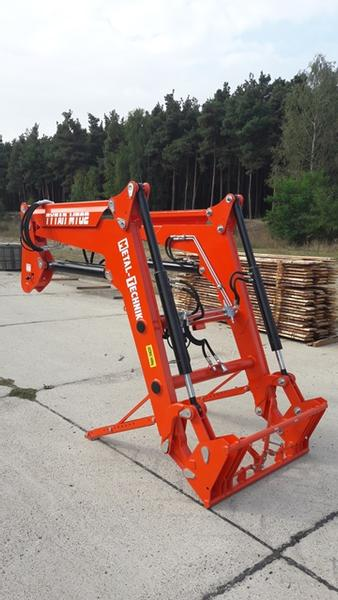 Metal-Technik  Frontlader MT - 02