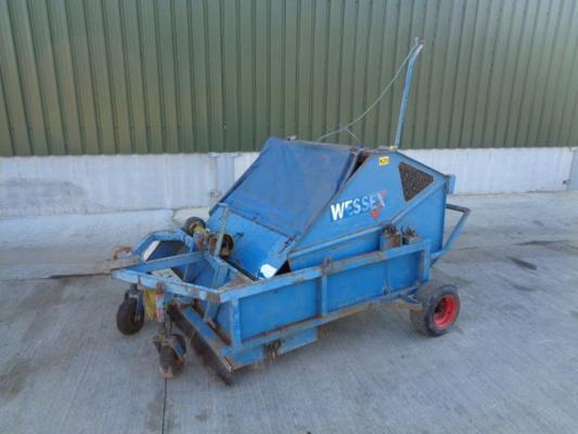 Used Wessex Pto Driven Sweeper