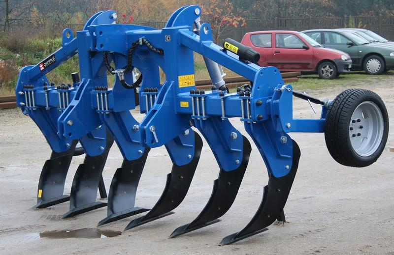 Awemak Single-beam Subsoiler STRAIGHT tines HIGHEST QUALITY!!!