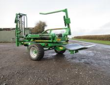 McHale 991HS Trailed Round Bale Wrapper